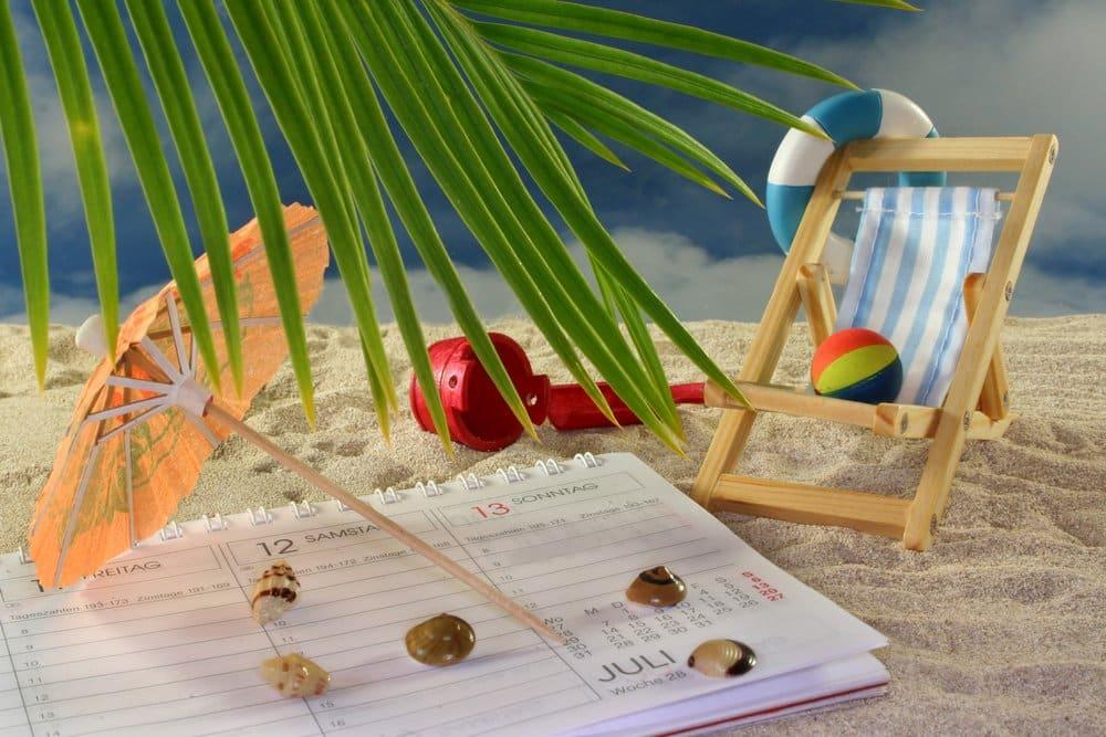 The 4 Factors for Planning a Killer Vacation Rental Blog Calendar
